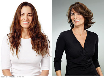Amber Charette Cut Color Image Hair Restoration